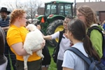 "Cornell Chapter Hosts ""Ag Day"""