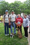 North Carolina SPCA Dog Walk
