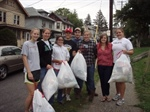 Cornell Chapter Participates in Collegetown Cleanup