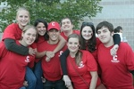 Cornell University Homecoming Game and Tailgating