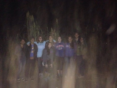 Florida Chapter Corn Maze Social
