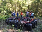 Florida Chapter Service Event at Kanapaha Botanical Gardens