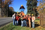 Cornell Chapter Participates in Adopt-a-Highway