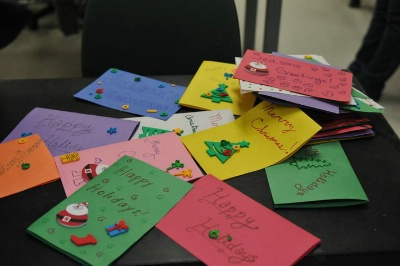 UF Cards for Pediatric Caner Patients Service 12/1/11