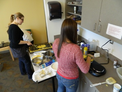 AZ GreenMountain Holds First Annual Pancake Breakfast