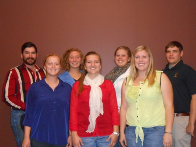 Montana Chapter's New Board!