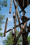 UF Lake Wauburg Ropes Course 3/17/12