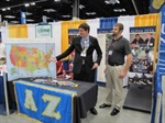 Cornell chapter hosts a booth at the National FFA Convention