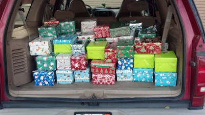 Spreading the Christmas Joy with Operation Shoebox