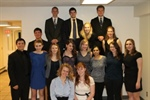 Cornell Chapter Pinning Night