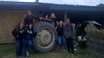 Visit to Bob Muth's Farm