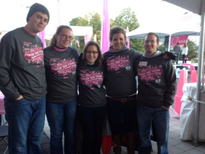 Making Strides for Breast Cancer 5k