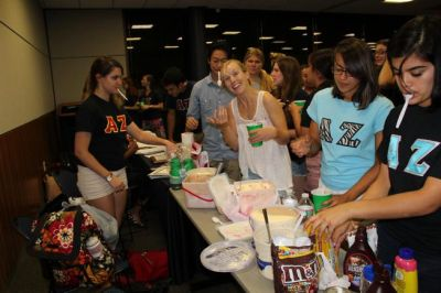 Cook Chapter- Ice Cream Social