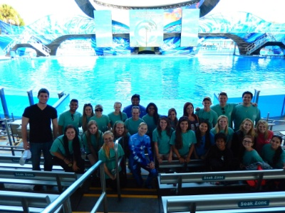 Florida Chapter Sea World Trip