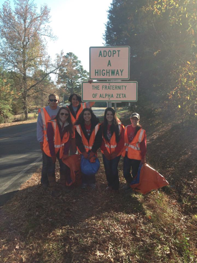 NC Chapter Adopt-A-Highway