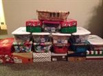 NC Operation Christmas Child