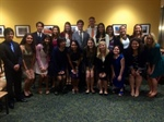 Florida Chapter Fall Initiation