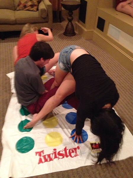 Florida Chapter Pledge Class Game Night/Potluck Social
