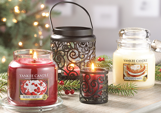 Florida Chapter's Yankee Candle Fundraiser