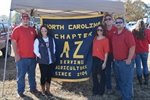 NC Chapter hosted an Alumni Tailgate