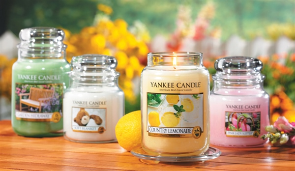 Florida Chapter Yankee Candle Fundraiser