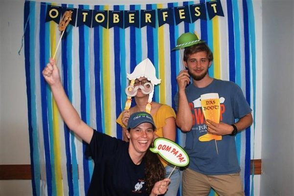 AZ Florida Chapter Celebrates Oktoberfest at Chapter