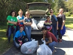 AZ Cornell cleans up a local highway