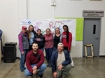 Cal Eta Chapter Initiates Participate in Turkey Time
