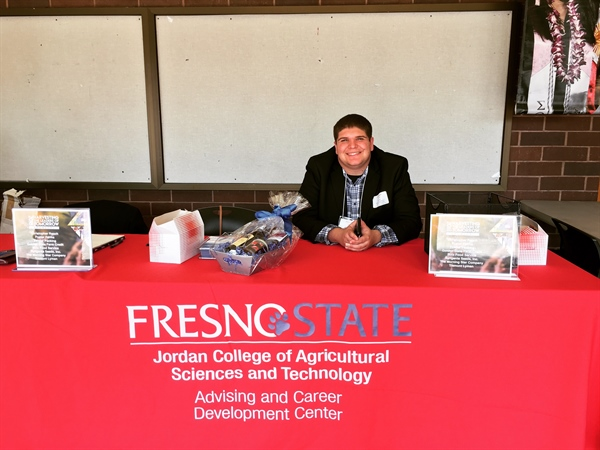 Cal Epsilon at Fresno State's Harvesting Leaders of Tomorrow!