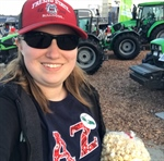 Fresno State AZ at the World Ag Expo!