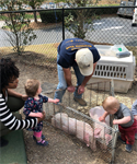 North Carolina Chapter Presents Preschool Ag Day!
