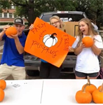North Carolina Chapter Has a Pumpkin Sale Fundraiser