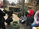 North Carolina Chapter's Annual Christmas Tree Sale