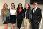 North Carolina Chapter of Alpha Zeta held elections and installations for the 2019-2020 year!
