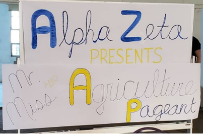 Virginia Chapter hosts their annual Agriculture Pageant
