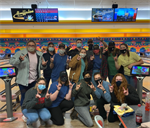 North Carolina Chapter Goes Bowling!
