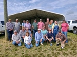 North Carolina Chapter assists in the set-up operations for Farm Heritage Days