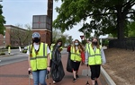 North Carolina Chapter Participates in Service Raleigh Clean-up
