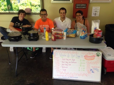 Puerto Rico Chapter Hot Dog Fundraiser
