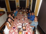 Puerto Rico Chapter New Officers Welcoming Dinner