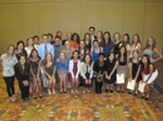 The Florida Chapter Inducts 34 New Brothers