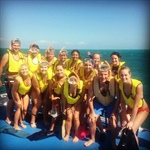 Florida's Key West Service Trip: Snorkeling
