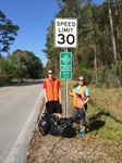 Road Clean Up 03/15/14