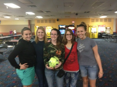 Florida Chapter Bowling Social