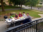 Cornell Chapter: Saturday Cookout