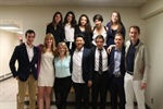 Cornell Pinning Night Fall 2014