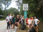 UF Road Clean-Up Service 9-12