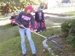 Oakwood Cemetery Clean-up