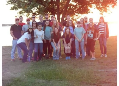 North Carolina Retreat and Service Project