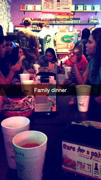 Florida Chapter: Family Dinner @ Taco Tuesday